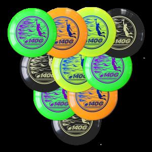 10 Frisbees voor basisscholen