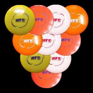 10 Frisbees voor middelbare scholen