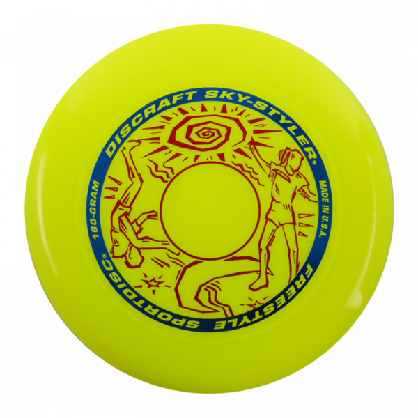 Discraft Sky-styler freestyle disc