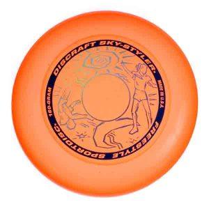 Discraft Sky-styler freestyle disc oranje