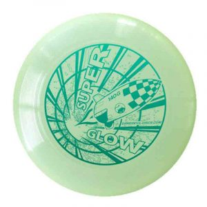 Super Glow Junioren Ultimate Disc 140 G - frisbeewinkel