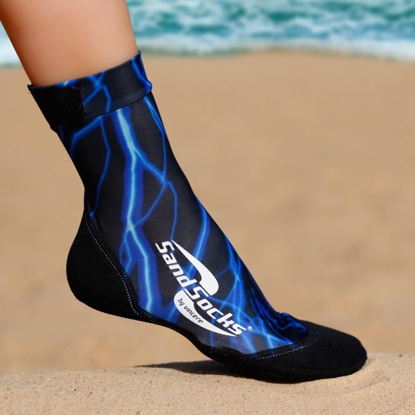Bluelightning sandsocks