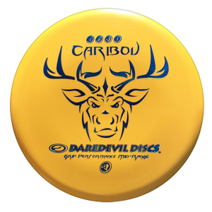 Disc Golf - Caribou GP Midrange Disc Fire