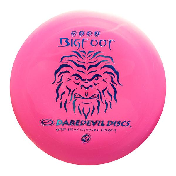 Daredevil Disc Golf Discs GP Bigfoot pink distance driver