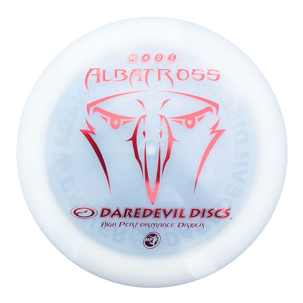 Daredevil Disc Golf Discs HP Albatross Distance driver Ice