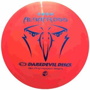 Daredevil HP Albatross_disc golf disc speed 14 red