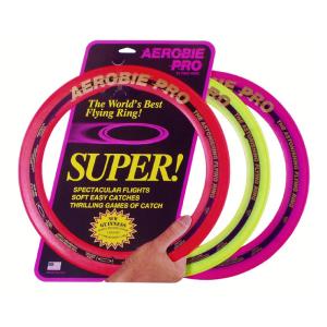 Frisbeewinkel - Aerobie Pro ring