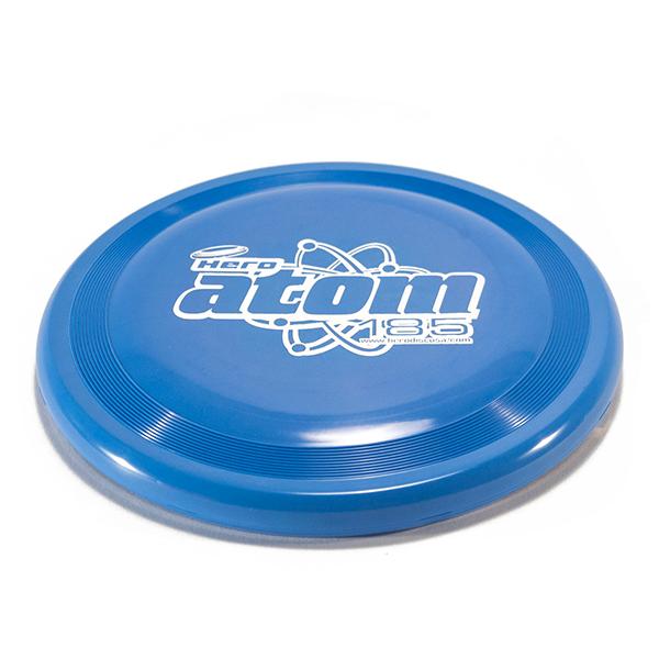 Hero Super Atom Candy Soft 185 dog frisbee - blue