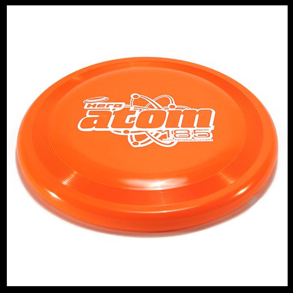Hero Super Atom Candy Soft 185 dog frisbee - orange