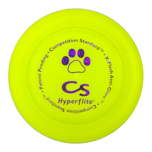 Hyperflite CS Dogfrisbee Anti Glare yellow