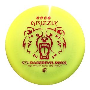 Frisbeewinkel – Daredevil Grizzly HP Midrange Disc