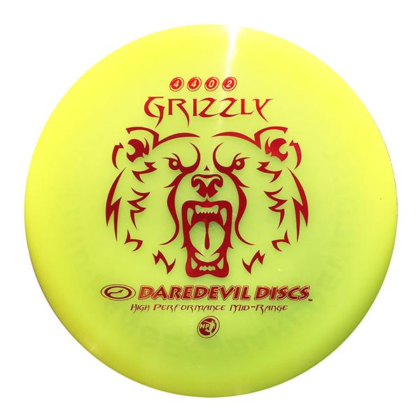 Disc Golf - Daredevil Grizzly HP Midrange Disc