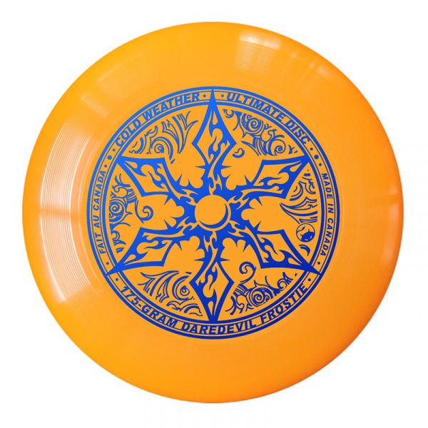 Frisbeewinkel - Daredevil frostie-oranje