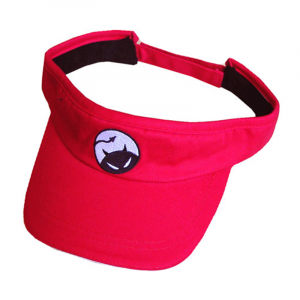 Daredevil visor red