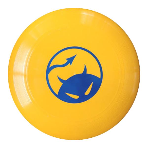 Daredevil wedstrijdfrisbee logo fire