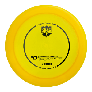 Frisbeewinkel - Discmania C-Line PD2 Chaos Driver