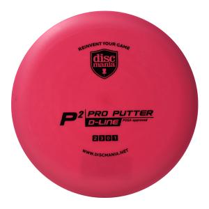 Discmania D-Line P2 Psycho Pro Putter