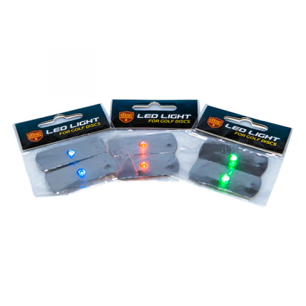 Frisbeewinkel - Discmania LED Chips