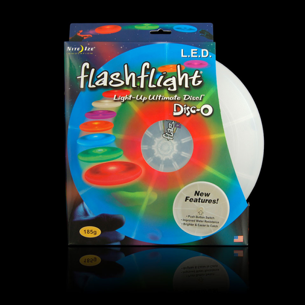 Frisbeewinkel - Flashflight Junior Disc-O