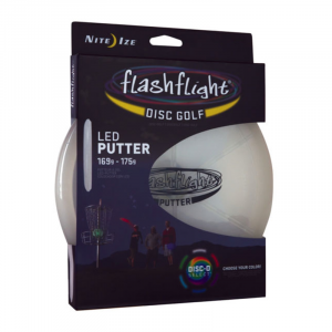 Frisbeewinkel – Flashflight LED Putter