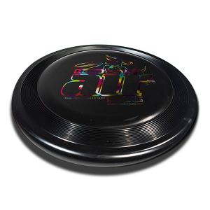 Hero Air 235 dogfrisbee black