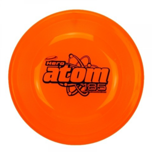 Hero Super Atom Candy Soft 185 dog frisbee - orange