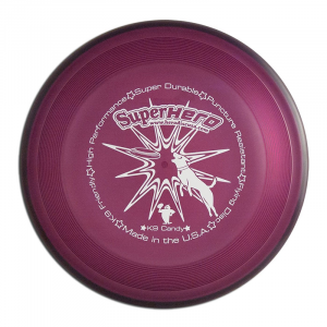 Hero Super Hero 235 dogfrisbee