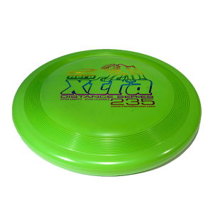 Hero Xtra distance dogfrisbee green