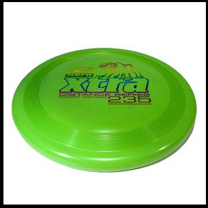 Hero Xtra distance dogfrisbee green