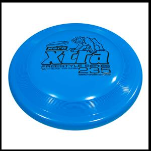 Hero Xtra freestyle dogfrisbee blue