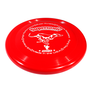 Hero supersonic taffy red Buy a frisbee for dogs frisbee voor de hond