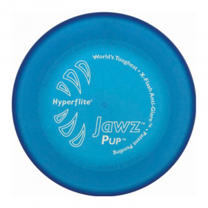 Jawz Pup Hyperflex Indestructible DogDisc Blue