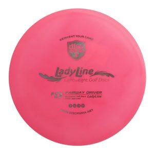 Discmania Ladyline FD disc