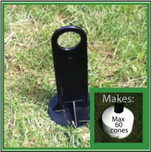 Field Marking set cone holder