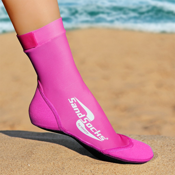 Pink Sandsocks