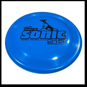 Hero Sonic Xtra 215 dogfrisbee blue