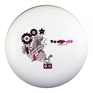 Frisbeewinkel - Teenpro Cartoon
