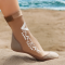 Beige Sandsocks XXS, XS or XL