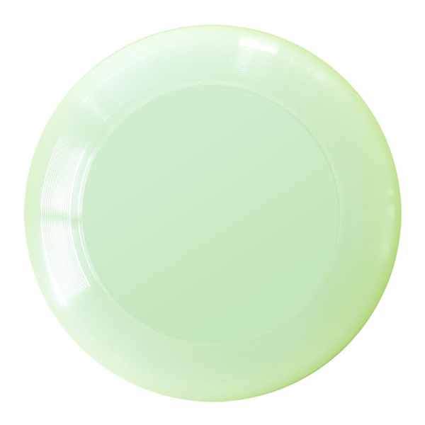 Frisbeewinkel - Wedstrijdfrisbee Blanco Glow in the Dark