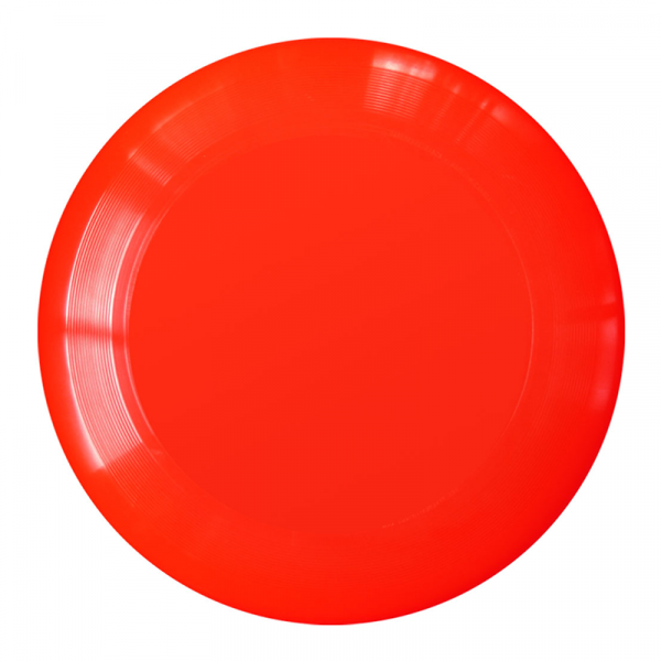 Frisbeewinkel - Wedstrijdfrisbee Blanco Rood
