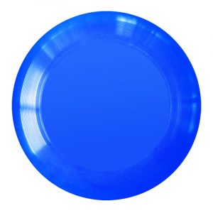 Frisbeewinkel – Empty Gamedisc-blue