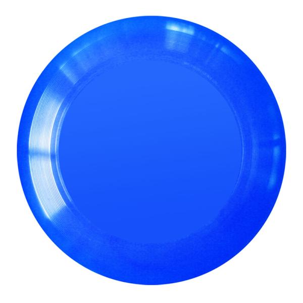 Frisbeewinkel - Wedstrijdfrisbee Blanco-blauw
