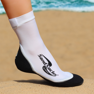 White Sandsocks