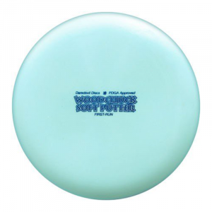 Frisbeewinkel - Woodchuck First Run Putter Dark