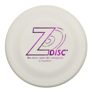 Z-Disc Standard Dogfrisbee white
