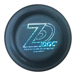 Z-Disc Standard Dogfrisbee black