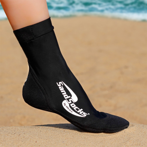 Black sandsocks