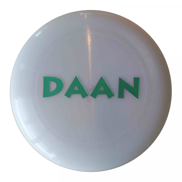 Frisbeewinkel - custom disc ultimate glow