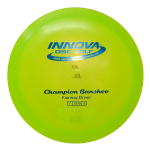 Disc Golf - Innova Champion Banshee