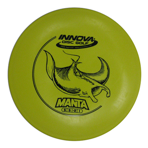 Disc Golf – Innova DX Manta